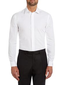 Slim fit dinner shirt