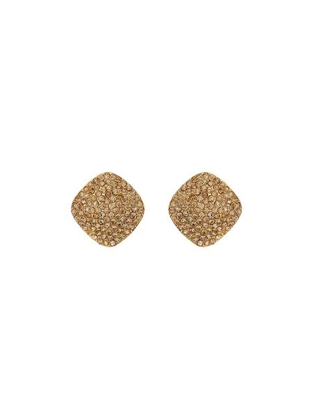 Mikey Square Stud Earring