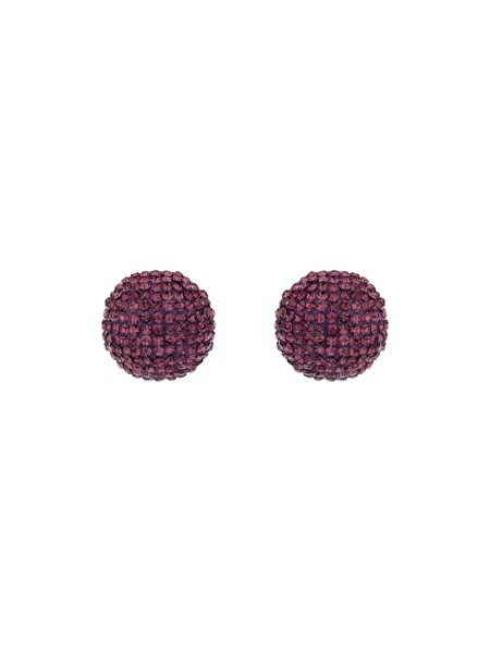 Mikey Round Earring
