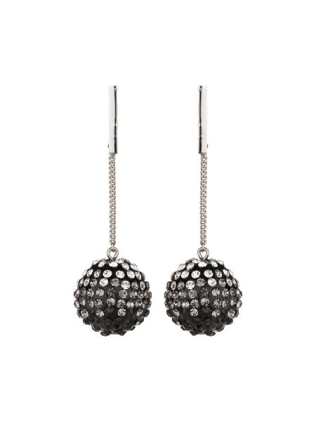 Mikey Large ball drop earring