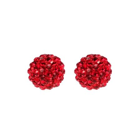 Mikey Ball Stud Earring