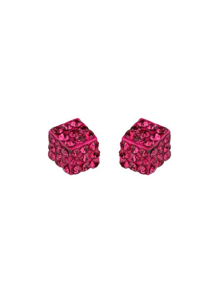 Mikey Dice Stud Earring
