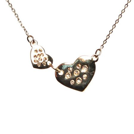 Mikey Heart necklace