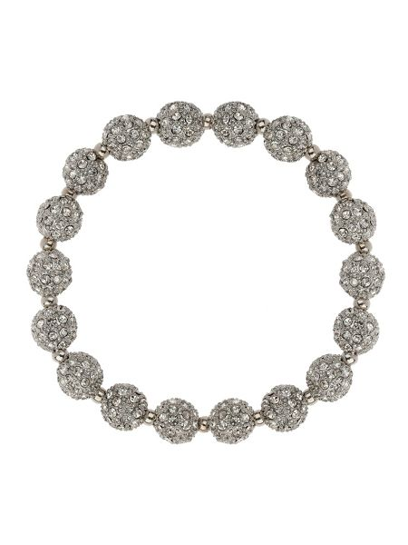 Mikey Crystal small heavy bracelet