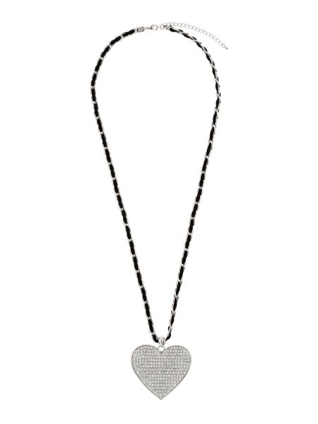 Mikey Large heart necklace