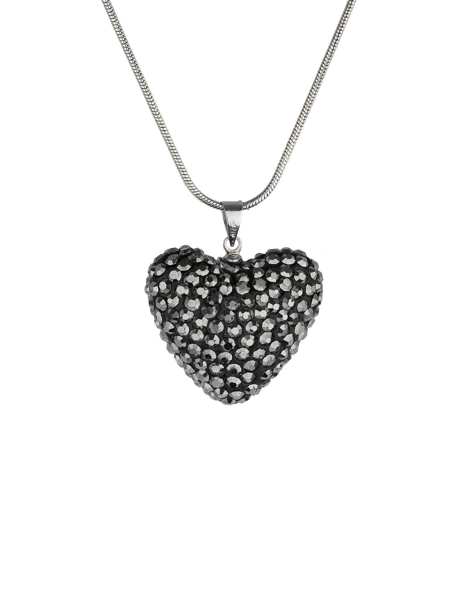 Mikey Small heart necklace, N/A