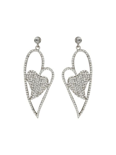 Mikey Heart earrings