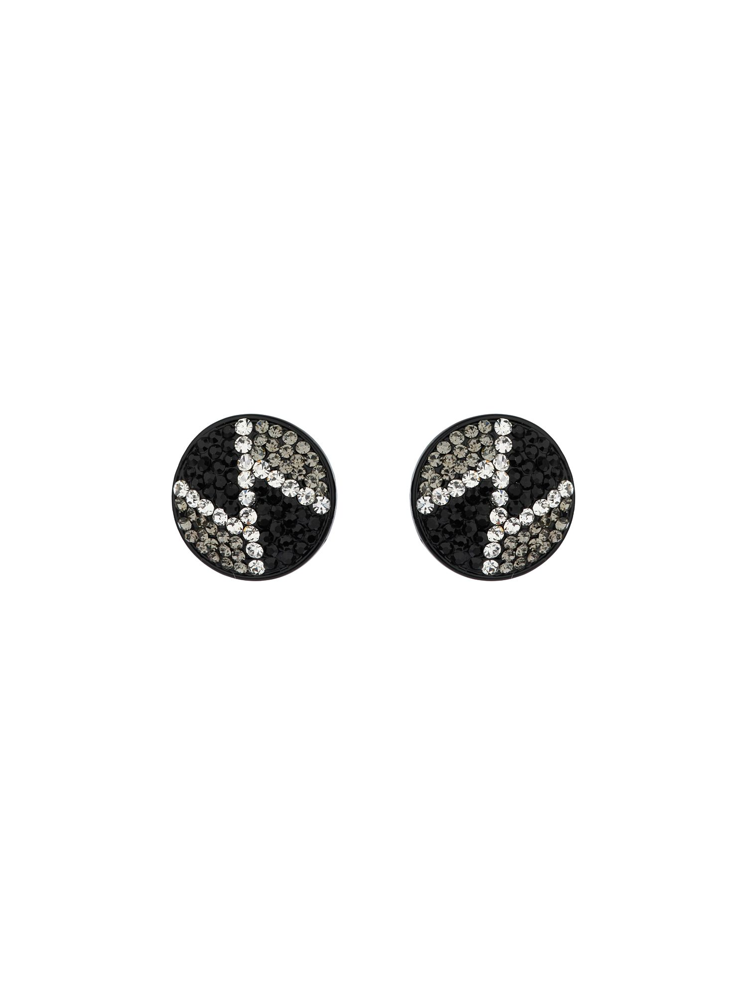 Round z earrings