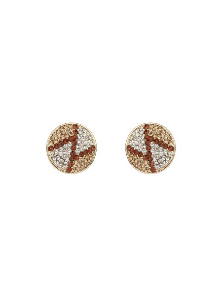 Mikey Round z earrings