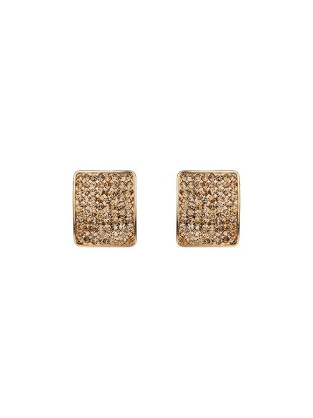 Mikey Rectangle Earring