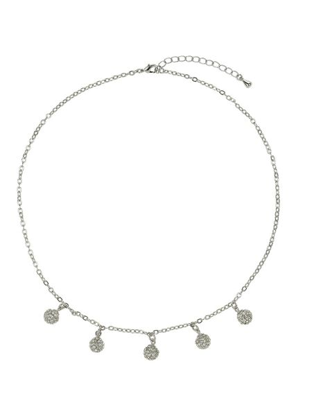 Mikey Multi 9mm ball necklace