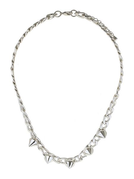Mikey Cones link chain necklace