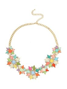 Mikey Multi Colour Enamel Choker