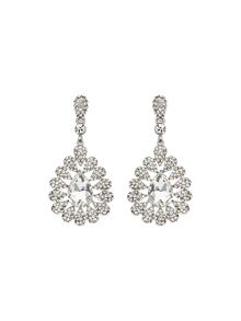 Fillagary design centre stone earring