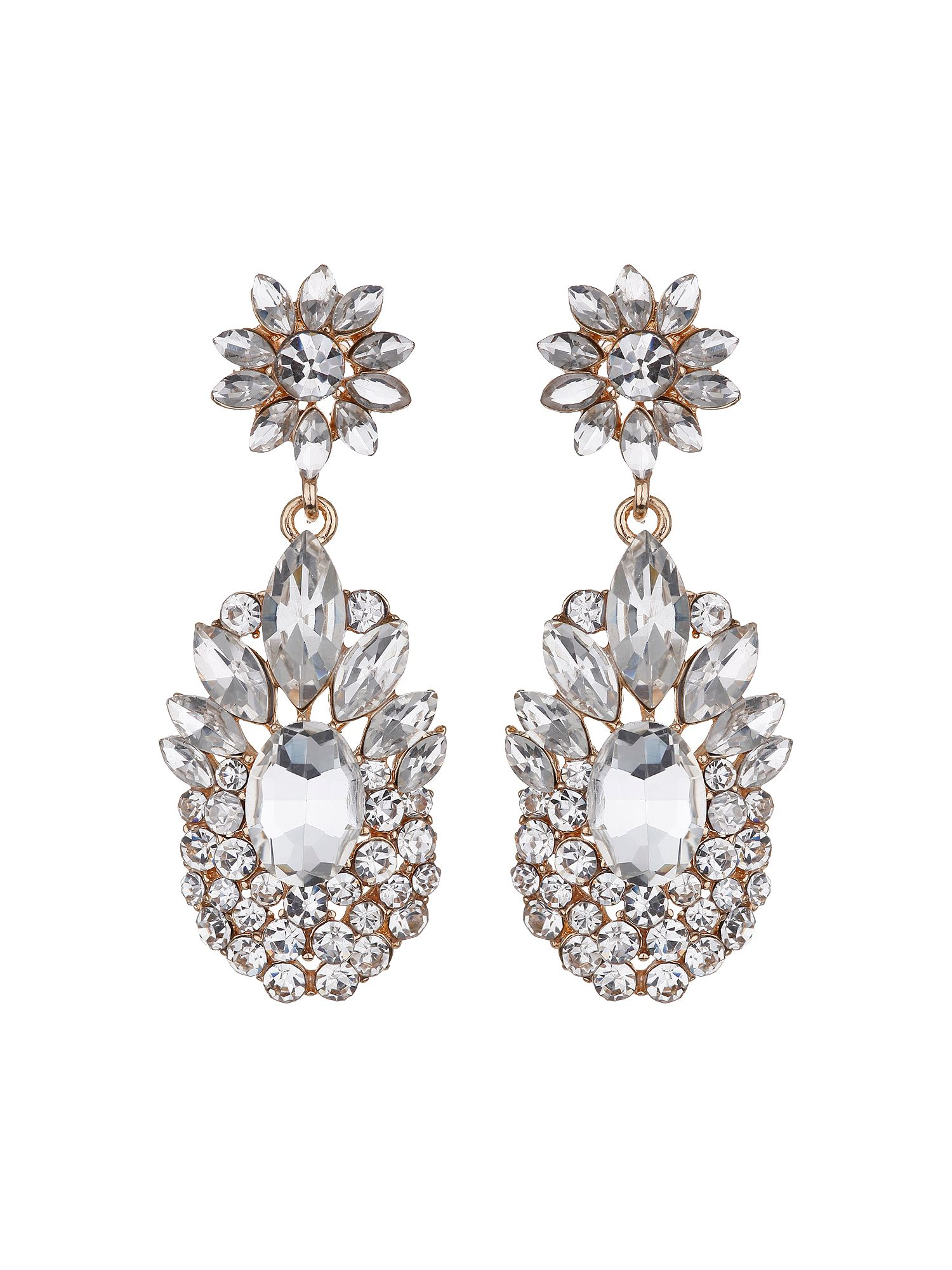 Alloy Flower Jewelry House of Fraser