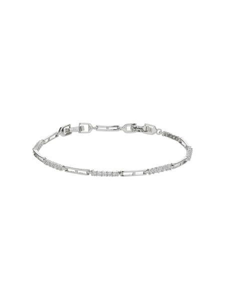Mikey Crystal small band linked bracelt