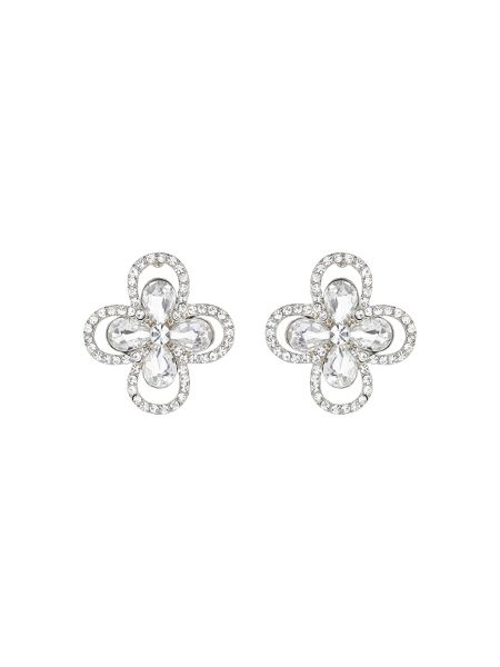 Mikey Daisy marquise flower earring