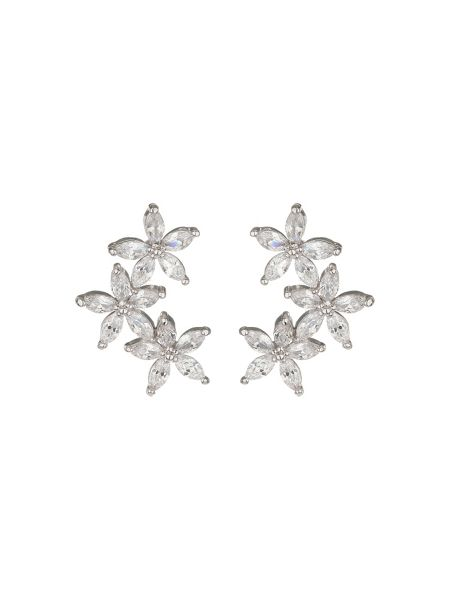 Mikey Mini Flower Drop Earring