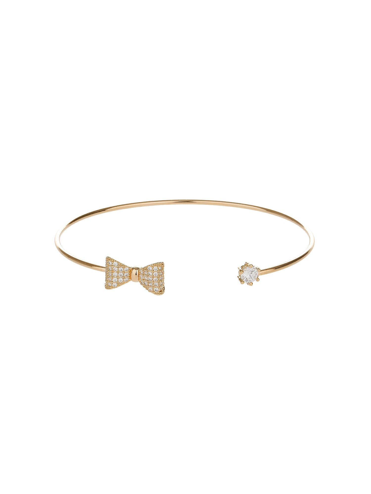 Mikey Bow End And Cubic End Cuff, N/A