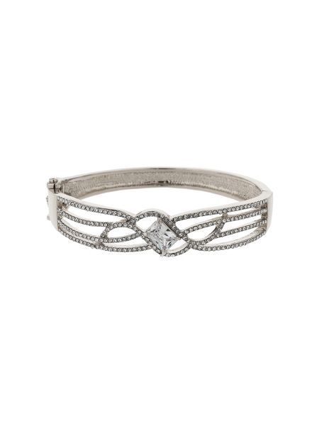 Mikey Multi cubic string twist sq centre cuff