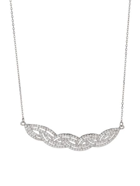 Mikey Sterling Silver 925 Filigree Pendant