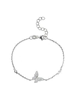 Sterling Silver 925 Butterfly Tennis