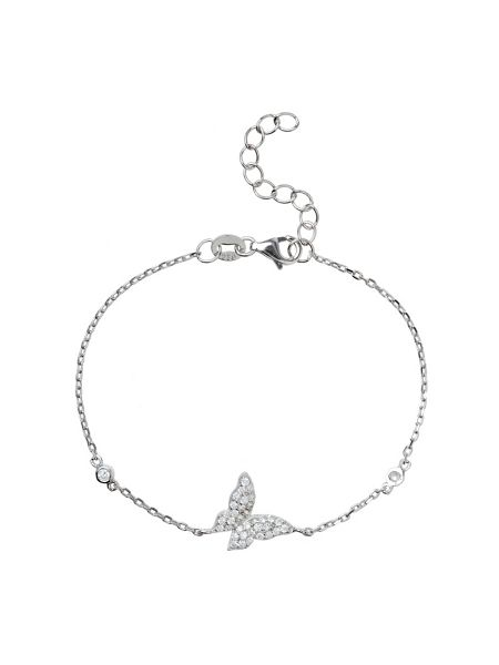 Mikey Sterling Silver 925 Butterfly Tennis