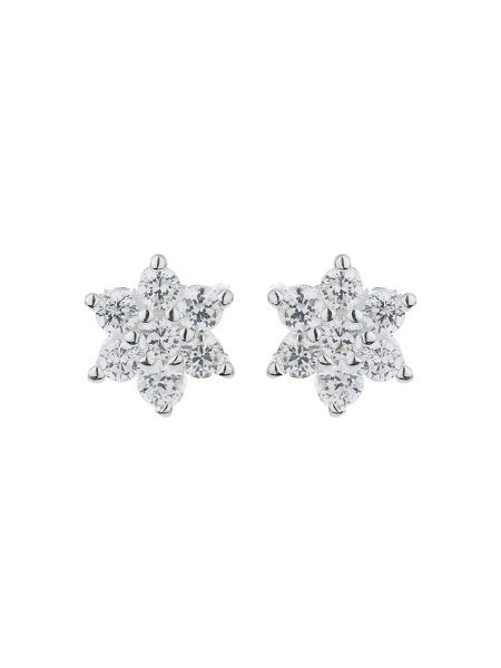 Mikey Sterling Silver925 Daisy Stud Earring