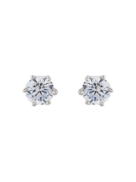 Mikey Sterling Silver 925 Sm StarStud Earring