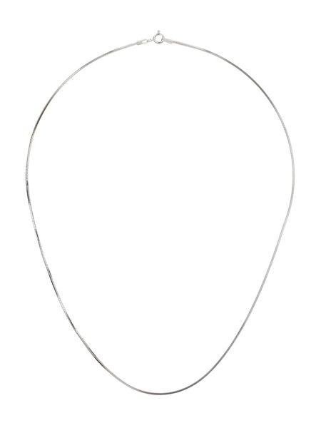 Mikey Sterling Silver 925 Snake Design Chain