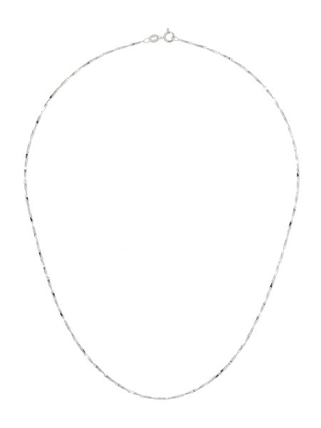 Mikey Sterling Silver925 BarleyCornDesignChain