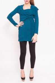 Twist Pocket Tunic