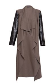 Long Drape Jacket