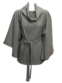 Feverfish Belted Cape