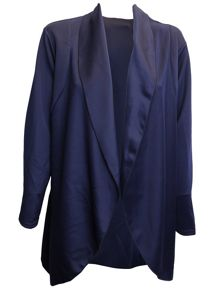 Feverfish Asymmetric Waterfall Jacket