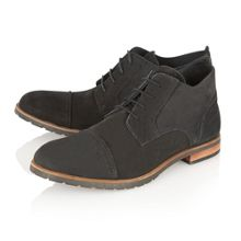 Hart round-toe boot
