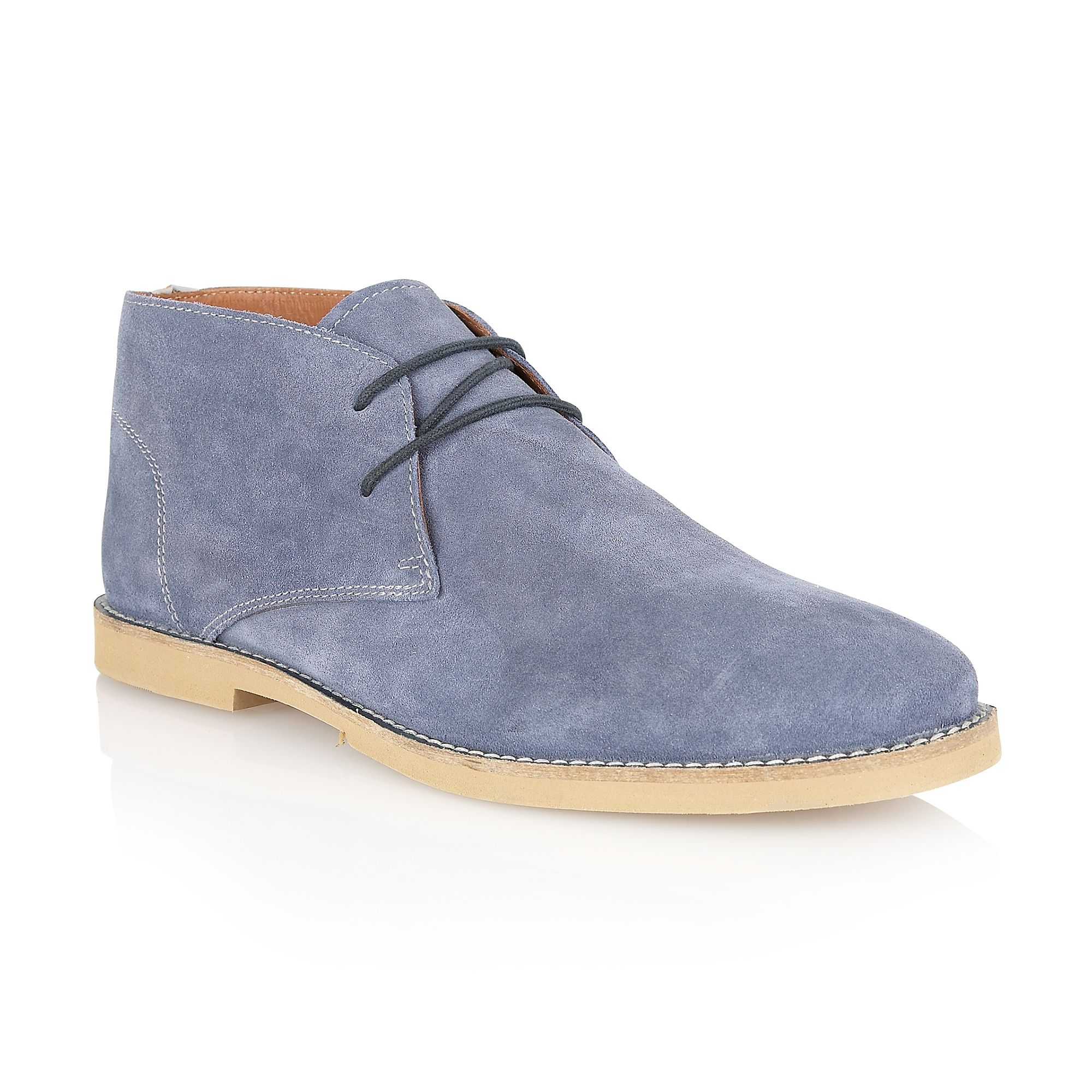 Totton round-toe boot