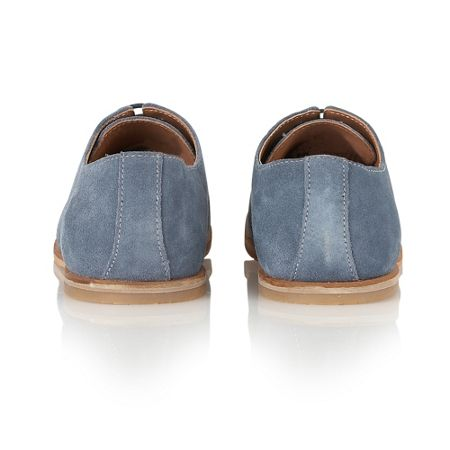 Frank Wright Stein round-toe shoes