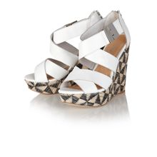 Ravel Kennedia strappy wedge sandals