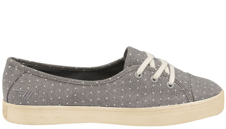 Iris polka dot trainers
