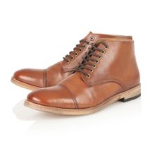 Dawlish lace-up ankle boots