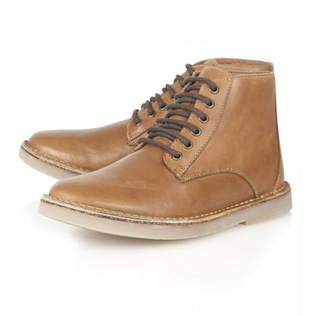 Frank Wright Wall lace-up boots
