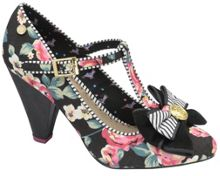 Kimberley Rose` mary-jayne court shoes