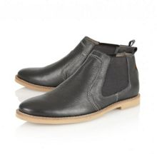Wise II elasticated panel Chelsea boots