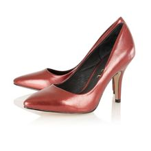 Mableton metallic court shoes