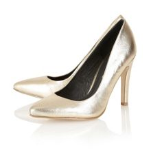 Ravel Mableton metallic court shoes