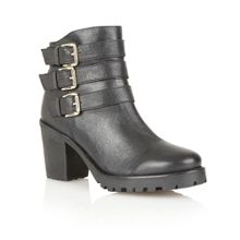 65 Philomena leather ankle boots