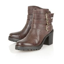 Ravel Philomena leather ankle boots