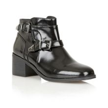 Maine high shine ankle boots