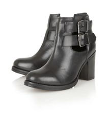 Montana leather ankle boots
